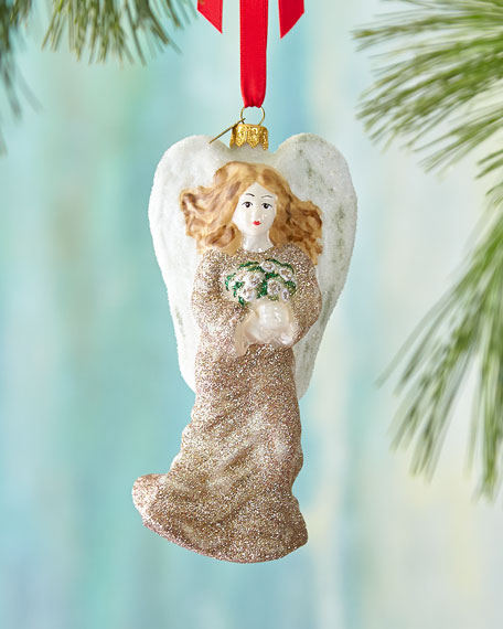 Sent from Above Angel Ornament