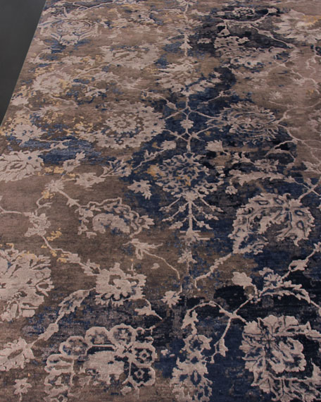 Wassim Hand-Knotted Rug, 9' x 12'
