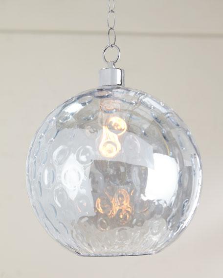 Bubble Glass Pendant