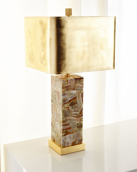 Onyx table lamp mozeypictures Images