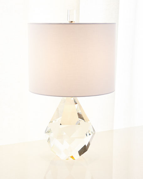Faceted Princess Lamp