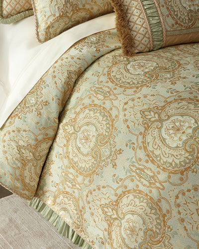 Queen Louise Duvet Cover