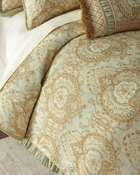 Dian Austin Couture Home King Louise Duvet Cover