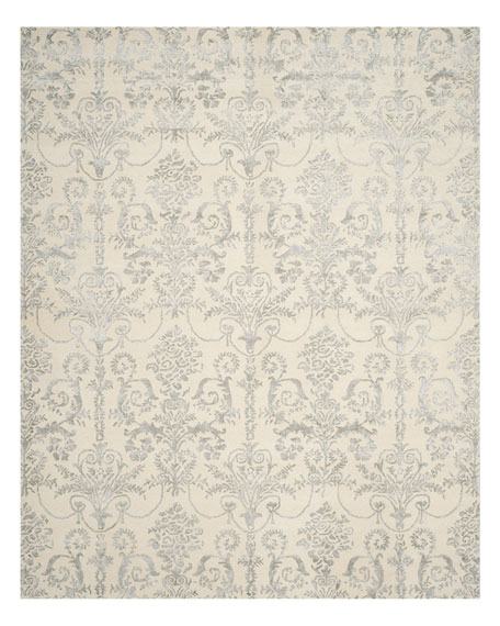 Parley Hand-Tufted Rug, 4' x 6'