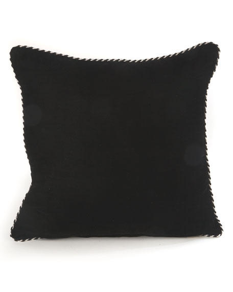 Gardenia Square Pillow