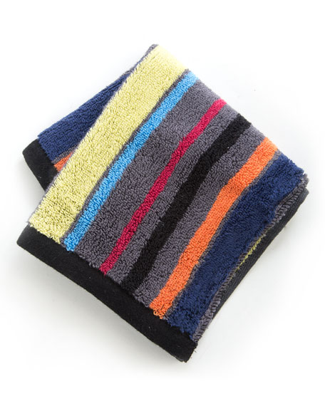 MacKenzie-Childs Covent Garden Washcloth