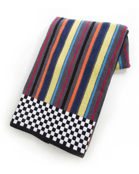Convent Garden Bath Towel