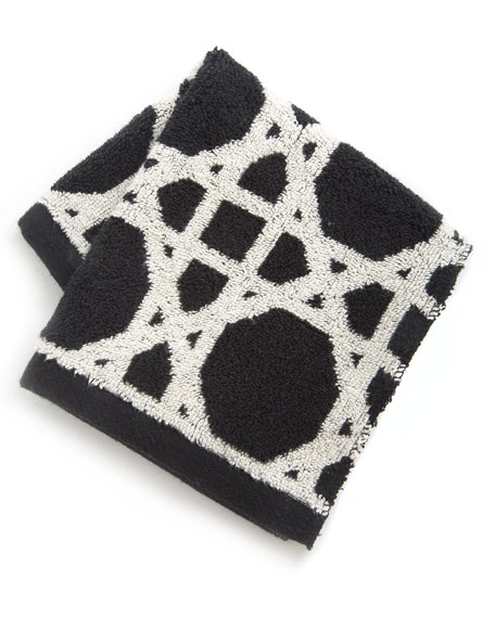 Trellis Washcloth