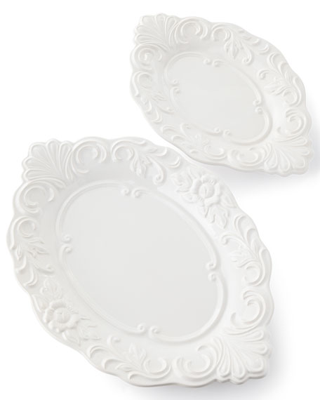 History Platters, Set of 2