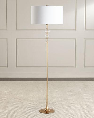Triple-Ball Floor Lamp