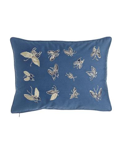 Josephina Butterfly Pillow