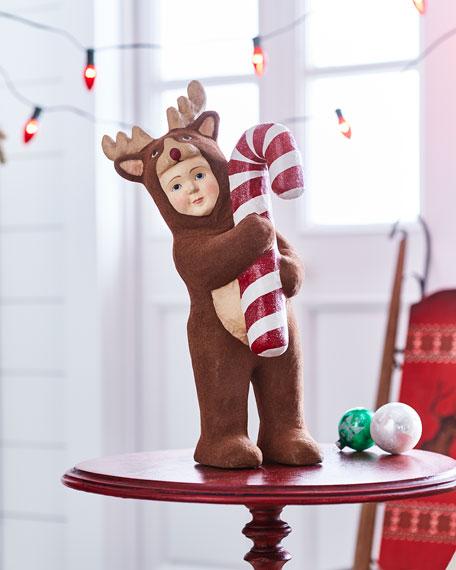 Nathan Reindeer Figure