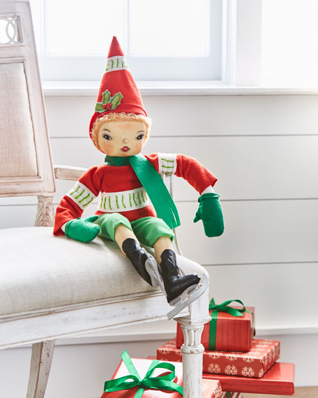 Torrence Ice Skating Boy Doll