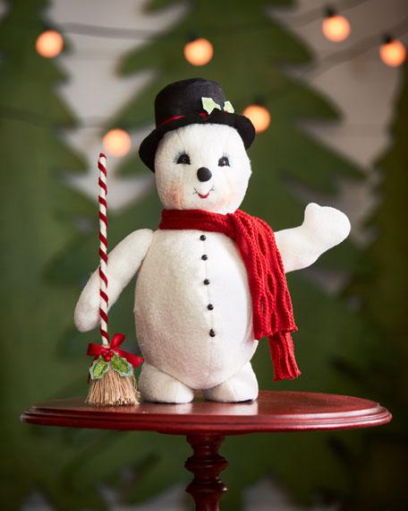 Jackson Snowman Collectible  Figurine