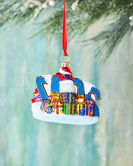 This Year Was Big! 2017 Christmas Ornament
