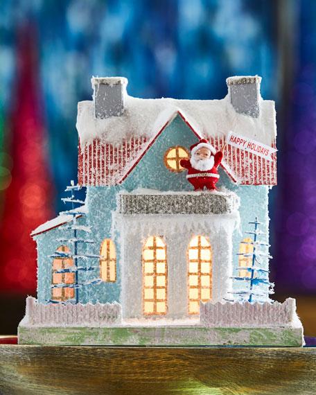 Happy Holidays House