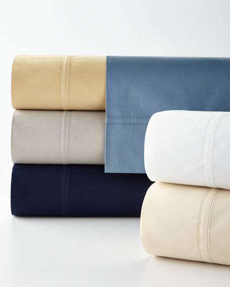 Standard Spencer Solid Pillowcase