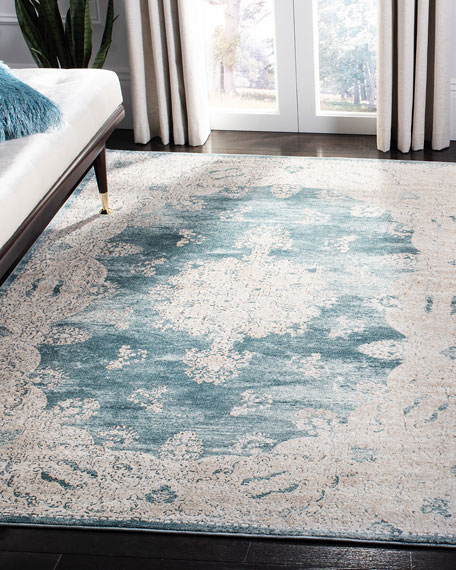 Safavieh Kailey Blue Rug, 5'1