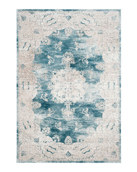 Kailey Blue Rug, 9' x 12'