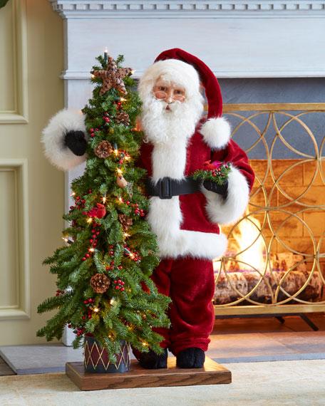 Oppa Joy Santa
