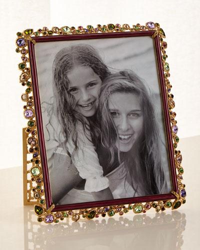 Bejeweled Frame Brocade, 8