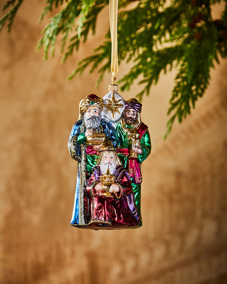 3 Wise Men Ornament