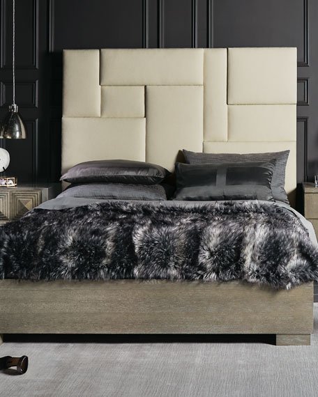 Aletha Upholstered Queen Bed
