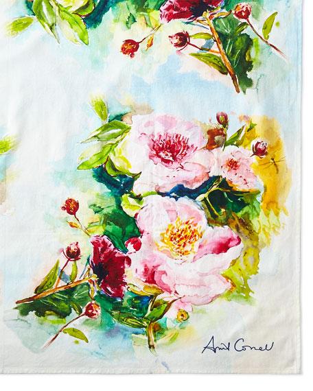 Peony Tablecloth, 54