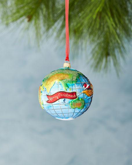 """Santa's Journey"" Ornament"