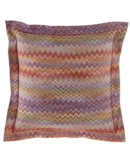 Missoni Home Pair of John European Shams