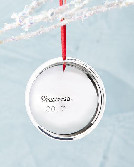 2017 Annual-Edition Christmas Ornament