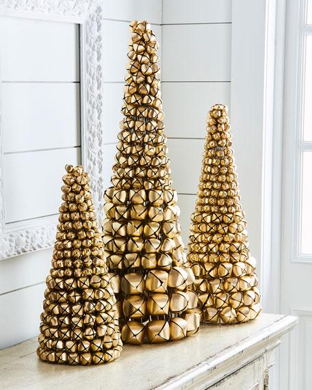 """Jingle Bell Christmas Tree, 30.5"""""""