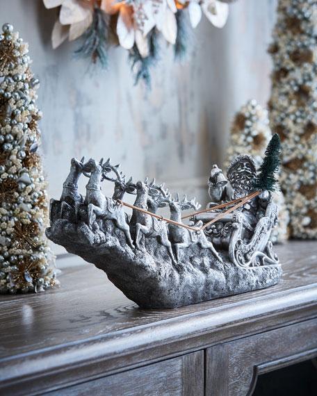 "Jingle Bell Santa, 24"""