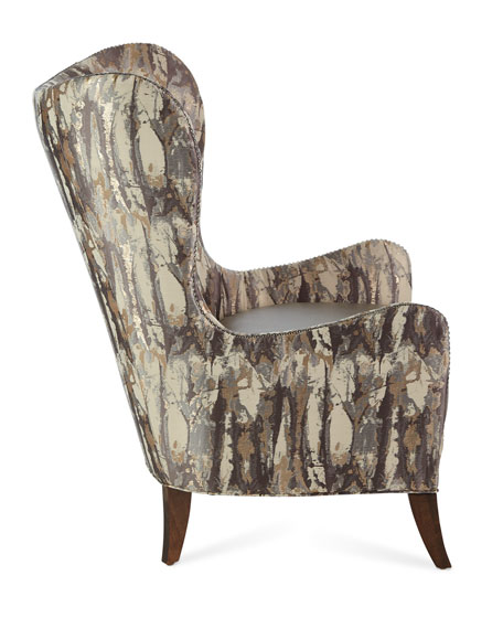 Inigo Glimmer Wing Chair