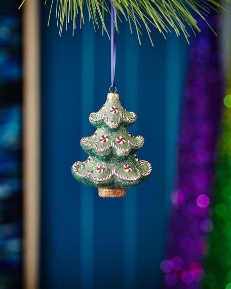 Timeless Tree Christmas Ornament