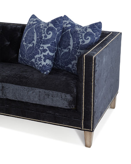 Mamie Tufted Back Sofa