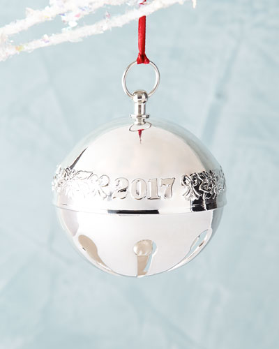 2017 47th Edition Sleigh Bell Ornament