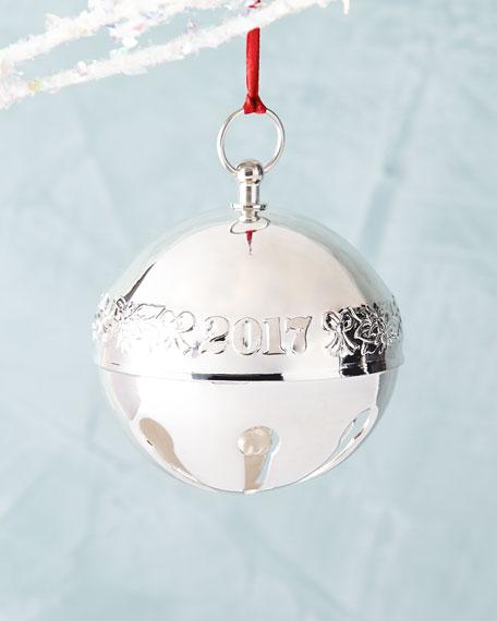2017 47th Edition Sleigh Bell Ornament