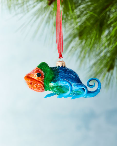 Iguana Ornament