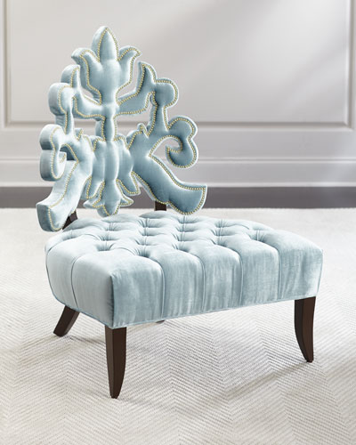 Arielle Tufted Accent Chair Quick Look. Haute House