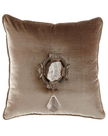 Misti Thomas Modern Luxuries Joule Paris Quartz Pillow
