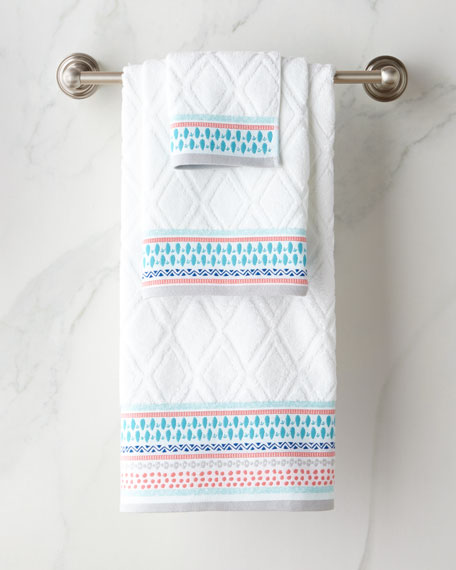 Boho Bath Towel