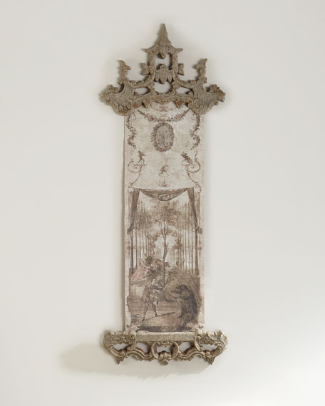 Highland Woods Chinoiserie Wall Decor
