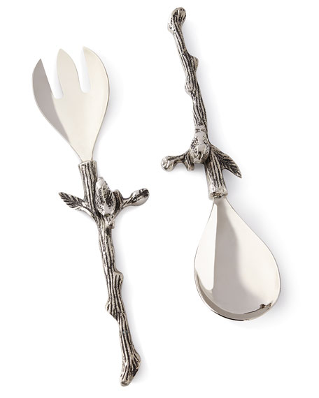 Birds & Branches Salad Servers