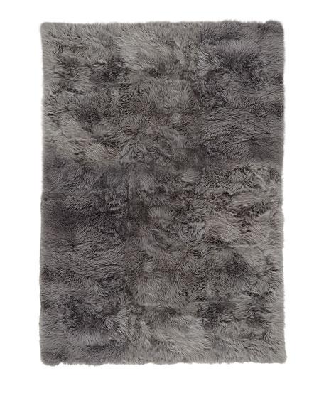 Jacey Sheepskin Rug, 8' x 11'