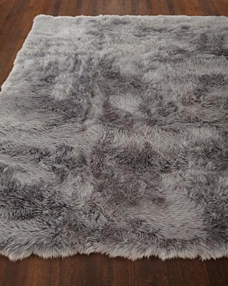 Exquisite Rugs Jacey Sheepskin Rug, 11'6