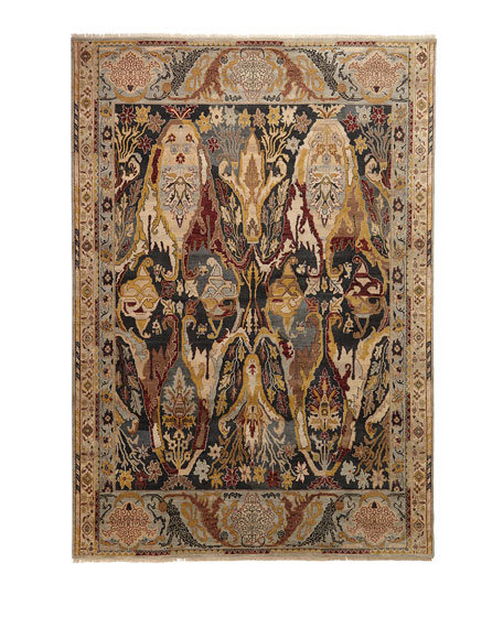 Hamilton Hand-Knotted Rug, 8' x 10'