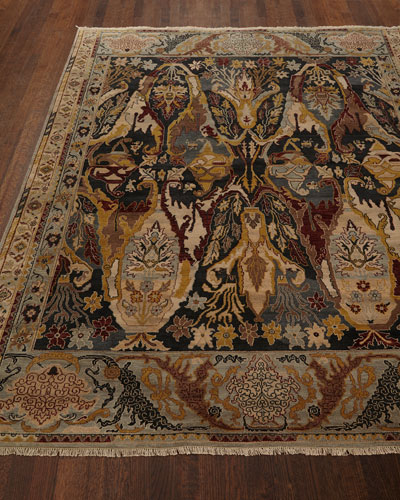 Hamilton Hand-Knotted Rug  8' x 10'