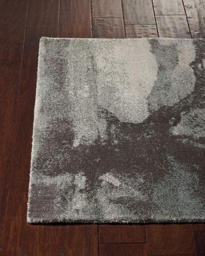 Misty Shadow Rug  2.3' x 3'