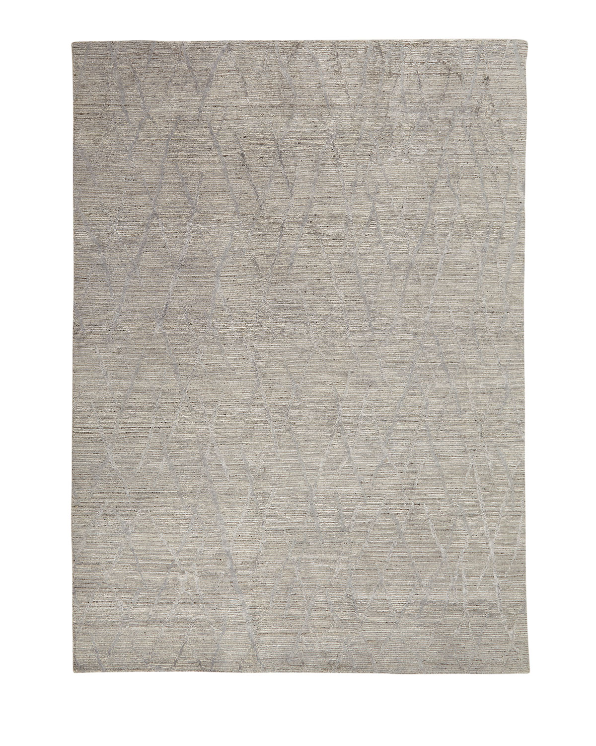 Ling Hand Knotted Rug 5 6 Quot X 7 5 Quot
